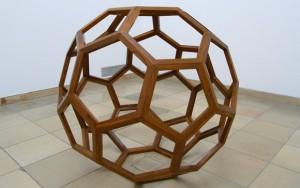 Hyundai Gallery, Ai Wewei - Huali Wood Sculpture