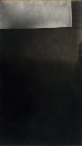 Alison Rossiter, AR-4-0239 Photogram on expired photo sensitive paper. © Alison Rossiter