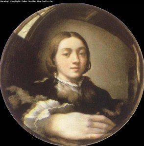 Parmigianino - Christopher Cutts Gallery