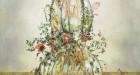 Ben Blatt, Hot House 1, Phillips Watercolors Show © Ben Blatt