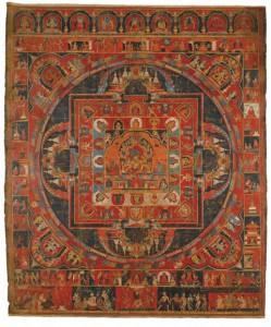Kapoor Galleries. Nepal Vasudhara Mandala