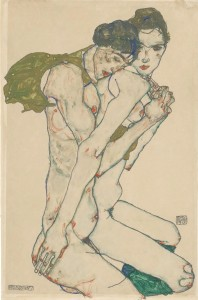 Schiele - Friendship