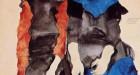 Egon Schiele - Two Little Girls, 1911