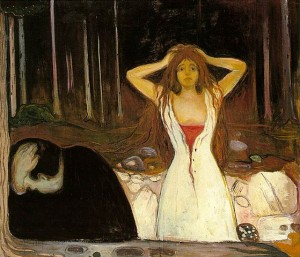 Edvard Munch - Ashes