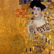 Gustav Klimt - Adele Bloch Bauer I - galleryIntell
