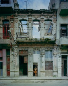 Havana. Michael Eastman. Image courtesy Barry Friedman Gallery, © Michael Eastman