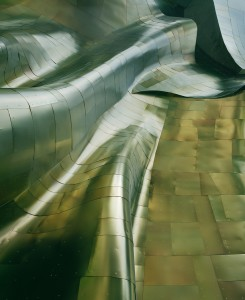 Gehry #2, Seattle. Michael Eastman. Image courtesy Barry Friedman Gallery, © Michael Eastman