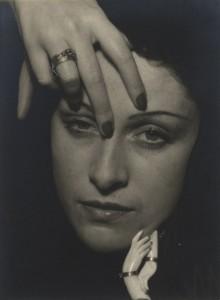 Dora Maar, Man Ray Photograph courtesy Edwynn Houk Gallery