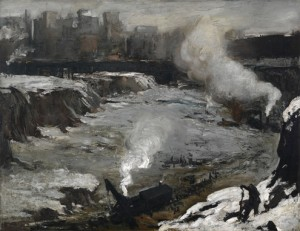 George-Bellows-Metropolitan-Museum-of-Art-Exhibition