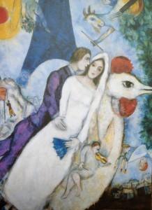 Marc Chagall, Entre Guerre Et Paix