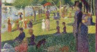 Georges Seurat - Study for A Sunday on La Grande Jatte