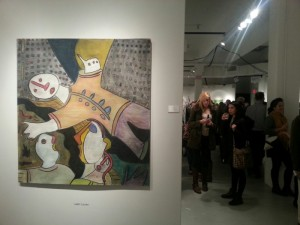 Outsider Art Fair 2013 - Albert Louden