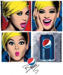 Pepsi ad with Beyonce
