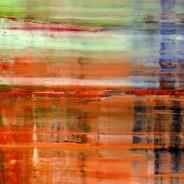 """Gerhard Richter """"Bach"""" 1992"""