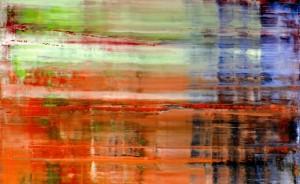 Gerhard Richter BACH, 1992