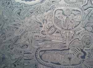 Loic Lucas - Outsider Art Fair
