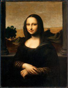 Isleworth 'Mona Lisa', Leonardo da Vinci
