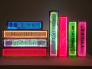 Luminous World at Bryce Wolfowitz Gallery. The Armory Show