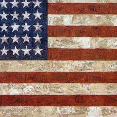 Jasper Johns - Flag