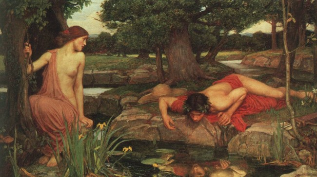 Echo & Narcissus