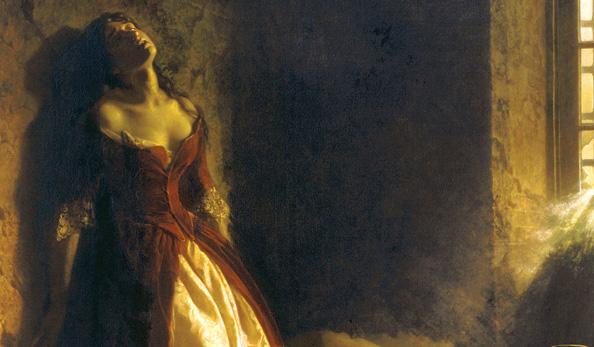 Konstantin Flavitsky - Princess Tarakanova