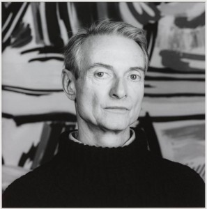 Roy Lichtenstein 1985, printed 1990 by Robert Mapplethorpe 1946-1989 Image courtesy Sean Kelly Gallery and Robert Mapplethorpe Foundation