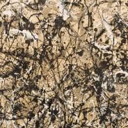 Jackson Pollock - Autumn Rhythm, 1950