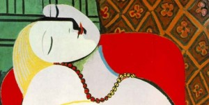 Picasso - Le Reve