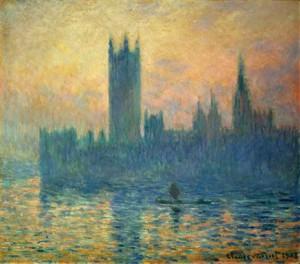 Monet-Sunset