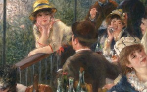 Pierre-Auguste Renoir, 'Luncheon of the Boating Party, 1881. The Phillips Collection, Washington DC