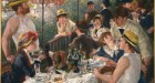 Pierre-Auguste Renoir, Luncheon of the Boating Party, 1881