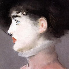 Edouard Manet - Portrait of Irma Brunner