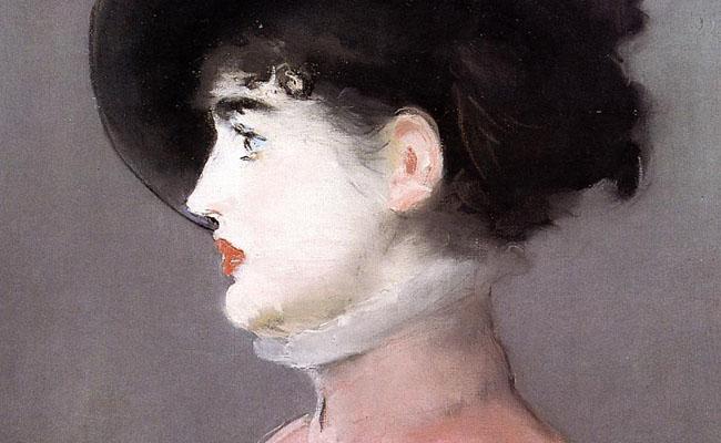 Edouard Manet - Portrait of Irma Brunner