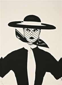 Irving, Penn Vogue Cover