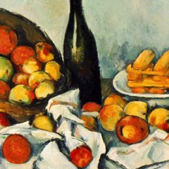Basket of Apples, Paul Cezanne