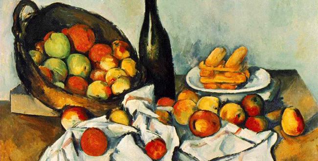 Basket of Apples, Paul Cezanne