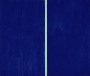 Barnett Newman Onement VI