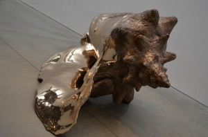 Marc Quinn at Mary Boone Gallery. Image © Kristina Nazarevskaia