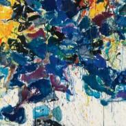 Sam Francis, Blue Symphony.