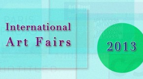 International Art Fairs 2013