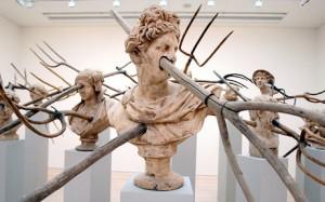 Saatchi Gallery installation