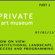 Private Art Collectors - Part 2