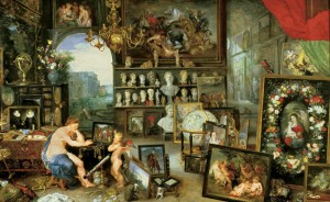 Allegory of Sight