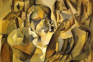 Marcel Duchamp Portrait of Chess Players