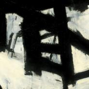 Franz Kline - Mahoning, 1956