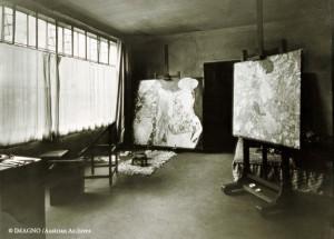 Gustav Klimt Atelier
