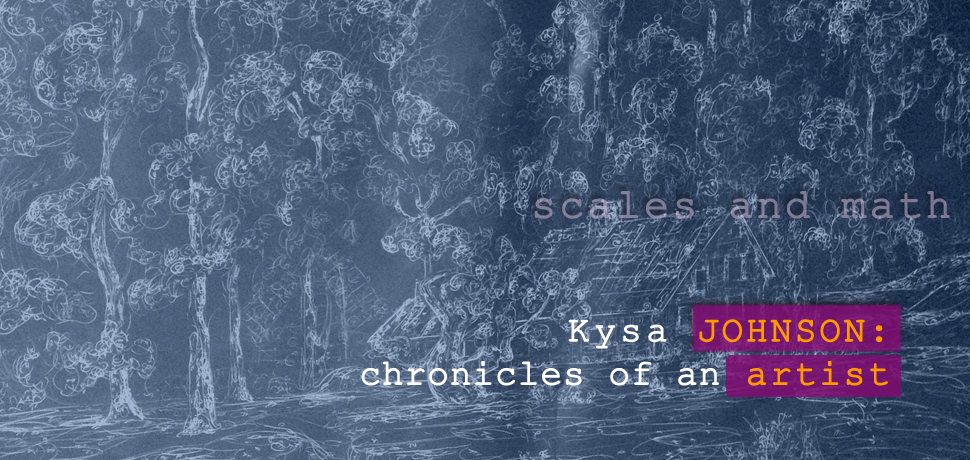 Kysa Johnson: Scales and Math