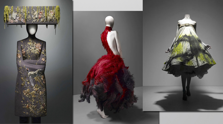 Art Meets Fashion - Alexander McQueen Savage Beauty