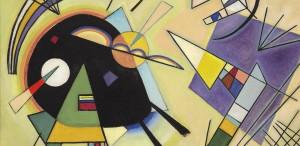 Wassily Kandinsky Black and Violet - Christie's