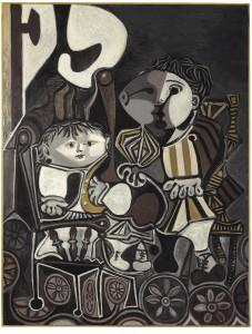Picasso_Claude et Paloma
